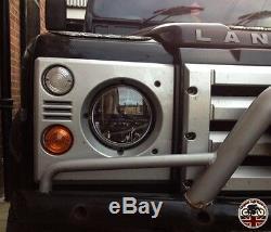 7 Pouces Land Rover Defender Led Cree Phare X2 E Approuvé 90 110 4x4 730