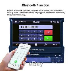 7 Tactile Voiture Navigation Gps Bluetooth Stéréo Am / Fm Radio Commande Au Volant