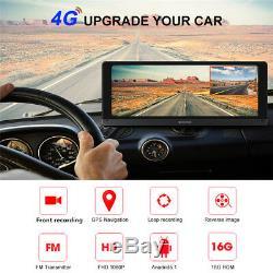 8 '' Écran Tactile Adas Android 5.1 Gps Tableau De Bord Voiture Navi Dvr Enregistreur Wifi