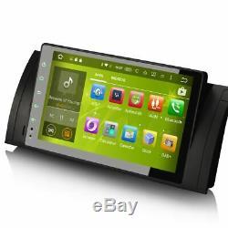 9 Android 9.0 Pie 4 Go Wifi Satnav Bt Wifi Radio Pour Range Rover Hse Vogue L322