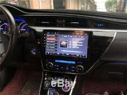9 Pouces Android 8.1 Réglable 2 + 32go Car Stereo Radio Gps Wifi Bt Miroir Lien