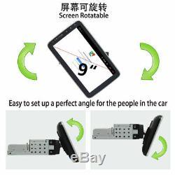 9 Pouces Car Stereo Radio 1 Gps Din Fm Lecteur Navi Mp5 Écran Tactile Android 16 Go