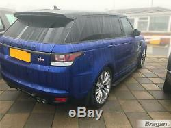 Ajuster À 2013+ Land Rover Range Rover Sport Marchepieds Side Steps Jupes