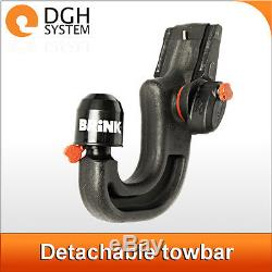 Attelage Land Rover Discovery 3/4 Range Rover Sport Thule Brink Détachable