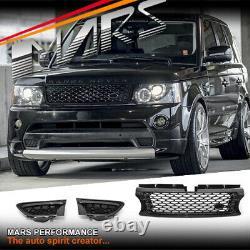 Autobiographie Style Grille Vent Latéral Pour Land Rover Range Rover Sport L320 10-13
