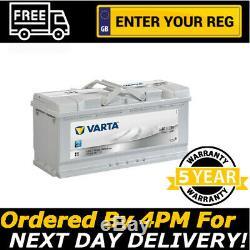 Batterie De Voiture Poids Lourd Varta Silver I1 12v 110ah 5 Ans Wr Range Rover Audi Bmw