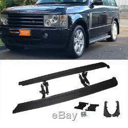 Bavettes Pour Marchepieds Pour Range Rover Vogue 2002-2012 Oem Styple