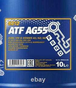 Bmw Série 5 & 7 Zf 6hp26 Filtre De Transmission Automatique Sg1065 & 10l Ag55 Huile