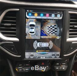 Car 360 ° Hd Dvr Starlight Voir Oiseaux Système Panoramique + 4camera Avec Capteur De Choc