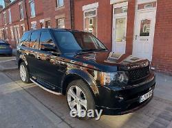 Custom Land Rover Range Rover Sport Autobiography Bi-colours Peint