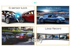 Enregistreur De Tableau De Bord Gps Bluetooth Adas Android 5.1 Ips 4g Wifi Bluetooth Wifi