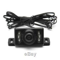 Enregistreur En Temps Réel Des Caméras Sw-0001a + 4ccd De La Sécurité Hd De Véhicule De Télévision En Circuit Fermé Hd À Télécommande