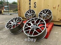 Fit Range Rover Sport Autobiographie Fitment Dtm Gunmetal 20 Inch Wheels Alloy