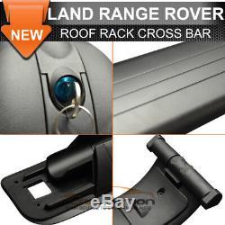 Fits 02-12 Land Rover Range Rover Hse Oe Style Rails Et Toit Cross Bars Set