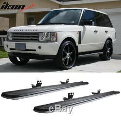 Fits 03-12 Land Rover Range Rover Oe Usine De Style Marchepied Side Step Bar