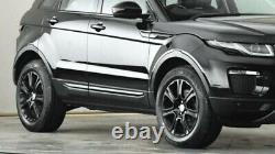Genuine 4 X Range Rover Evoque Velar Discovery Sport Freelander Alloy Wheels
