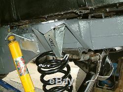 Gwyn Lewis 4x4 Challenge Kit De Suspension Arrière Defender 90 Discovery 1 Range Rover