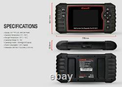 Icarsoft Lr V2.0 Pour Landrover, Range Rover, Jaguar Obd2 Scanner D'outil De Diagnostic