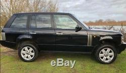 Impeccable Et Faible Kilometrage Land Rover Range Rover Vogue 4.4 V8 4x4 L322