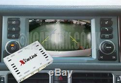Interface Vidéo Multimédia Gvif Land Rover Discovery 3 Range Rover Sport