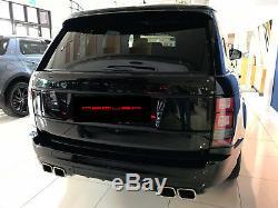 Kit Carrosserie Pour Range Rover L405 Svo (opérations Sur Véhicules Spéciaux) Land Rover