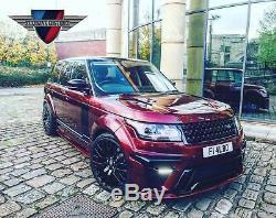 Kit Complet Du Corps Complet Du Range Rover Vogue 2000 2017 2017 L405 Conversion