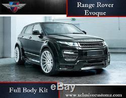 Kit Complet Du Corps Range Rover Evoque