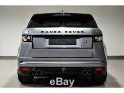 Kit Corps Complet Style Svr 12-15 Pare-chocs Avant / Arrière Pour Range Rover Evoque