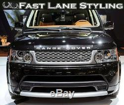 Kit De Carrosserie Complète Look Autobiography Pour Le Range Rover Sport 2010