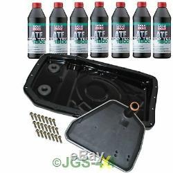 Kit De Fluide De Filtrage Pour Carter En Métal Pour Boîte De Vitesses Range Rover Sport & L322 Zf 6hp26