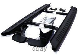 Land Range Rover 02-12 Vogue L322 Mk3 Oem Side Step Rail Guard Bar Running Board