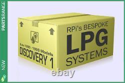 Land Range Rover Defender Discovery Classic 3.5 3.9 Conversion Du Gaz De Gpl Bepoke V8