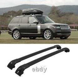Land Range Rover Sport L494 Et Vogue L405 Barres De Rails De Toit Antivol Noir