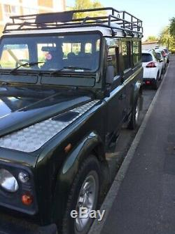 Land Rover County 10 Sièges Excellent Moteur Td5 Landrover Range Rover Rare