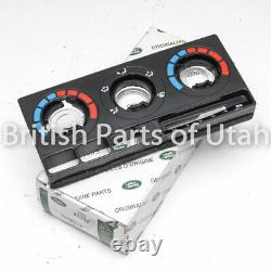 Land Rover Discovery Range Classic Heater Temperature A/c Control Graphic Panel