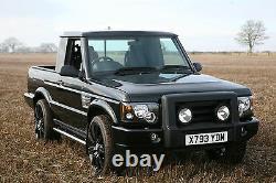 Land Rover Discovery Range Rover Classique Pick-up Kit De Cabine En Fibre De Verre