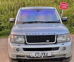 Land Rover Range Rover 2007 3.6 V8