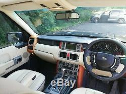Land Rover Range Rover 4.4 Échange De Gpl / Partie Ex