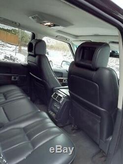 Land Rover Range Rover Autobiography 3.6 Tdv8 2007 - Extra Top Spec-chaque