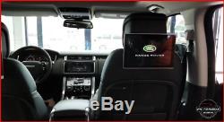 Land Rover Range Rover Écrans De Divertissement Arrière