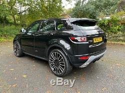 Land Rover Range Rover Evoque 2012 Sd4 Dynamic 2.2d 4x4 Manuel