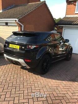 Land Rover Range Rover Evoque Dynamic 2013 Auto Fsh 99p Pas De Réserve 4x4 X3 X5 Q5