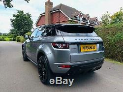 Land Rover Range Rover Evoque Vus 2013 L538 2.2 Sd4 Dynamic Lux Awd 42 000 Miles