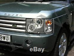 Land Rover Range Rover L322 03-05 Avant Pivotent Côté Signal Lumineux Set Euro Style