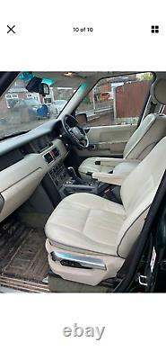 Land Rover Range Rover L322