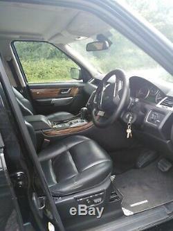 Land Rover Range Rover Sport 2.7 Tdv6 Hse Auto 2008