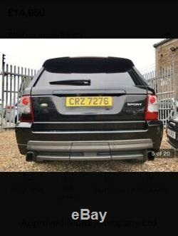 Land Rover Range Rover Sport 2.7 Tdv6 Stormer Édition
