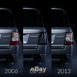 Land Rover Range Rover Sport 2005-2013 Led Glohh Gl-3x Foncé Fumé Feux Arrière