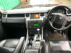 Land Rover Range Rover Sport 2006 2.7 Diesel