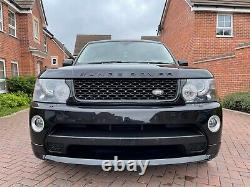 Land Rover Range Rover Sport 2006 Kit D'autobiographie Modifié 2.7tdv6 Hse